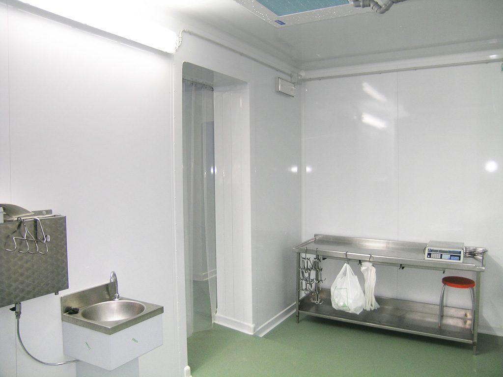 Camere Bianche Cosa Sono : Camere bianche clean room e sale di lavorazione cosma impianti