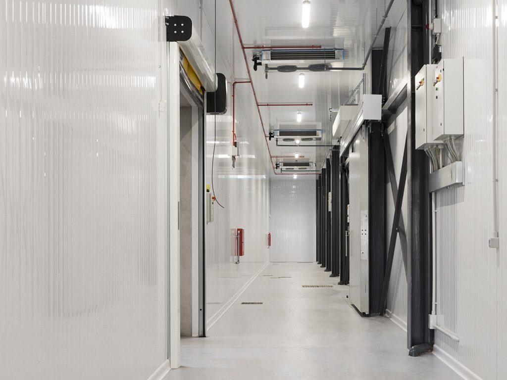 Camere Bianche Alimentari : Climafood e celle frigo alimentari cosma impianti